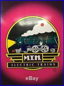 MTH 20-4023 O Scale Premier 5-Car 70 Pennsylvania Madison Passenger Set