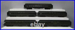 MTH 20-4034 O Nickel Plate Road 70' Madison Passenger Car Set (Set of 5)