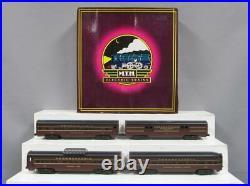 MTH 20-6017 O Pennsylvania 60 Aluminum Passenger Car Set (Set of 4) EX/Box