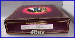 MTH 20-6519 O Amtrak Amfleet Passenger Car Set (Set of 3)/Box