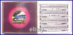 MTH 20-6524 O Amtrak Superliner Passenger Car Set (Set of 4) LN/Box