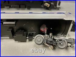 MTH 20-6531 O Amtrak Amfleet Passenger Car Set (Set of 4)/Box