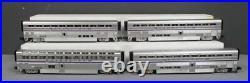 MTH 20-6537 O Amtrak Superliner Passenger Car Set (Set of 4) LN/Box