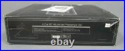 MTH 30-6707 Gold Plated Pennsylvania 4-Car Passenger Set EX/Box
