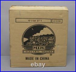 MTH 81-60003 HO Santa Fe Ribbed Passenger Car Set (Set of 5) LN/Box