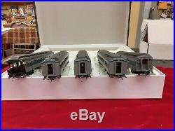MTH Ho 80-40004 HW 5 car passenger set, Union Pacific, original box