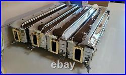 MTH Mayflower Standard Gauge American Flyer Tinplate Passenger Car Set