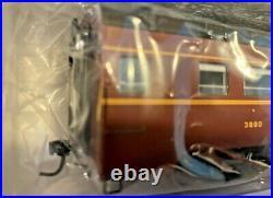 MTH (Mikes Train House) HO PRR Streamline Passenger Cars 2-Car Set, NIB