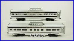 MTH O Scale Canadian Pacific 4 Car Aluminum Passenger Set DAP 20-80001
