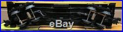 MTH Railking 30-6400 W&ARR Overton 3-Car Passenger Set O-Gauge withBoxes USED