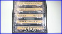 MTH Streamlined Union Pacific 5 Car Passenger set HO scale