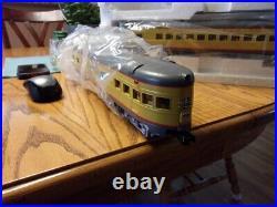 MTH Union Pacific 4 car Streamlined Passenger Set 20-64023