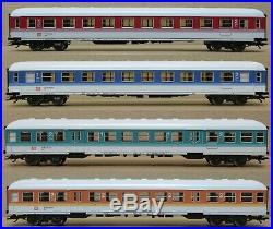 Märklin HO 2662 DB BR 111 with4-Car Passenger Set LNIB