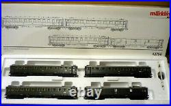 Märklin HO 42750 Set 4 Passengers Cars of DB, Never used