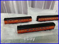 More LIK Brass Southern Pacific Daylight 5 Car Passenger Set B-1 (AP-002)