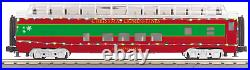 Mth 30-68132,133,134,135 8 Car Christmas Passenger Set Led Lighting Rk O Ga 3 R