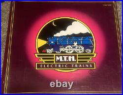 Mth Amtrak- 5 Stripe Superliner 4 Cars Passenger Set 20-6537 New