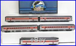 Mth Premier New Haven 70 Streamlined 5 Car Passenger Set 18