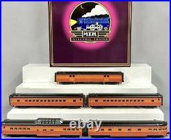 Mth Premier Southern Pacific Daylight 5 Car Streamlined Passenger Set 20-6523