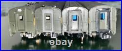 N Scale Kato Custom Spokane Portland Seatlle SP&S Streamlined Passenger Car Set