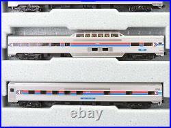 N Scale Kato Kobo 106-081-1 Amtrak Southwest 8-Car Passenger Set Interior Light