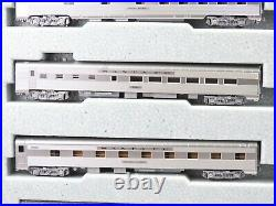 N Scale Kato Kobo Custom 106-076-1 ATSF Santa Fe Super Chief 8-Car Passenger Set