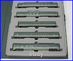 N-Scale Northern Pacific 6 Car Passenger Set Special Run by Trains Emporium