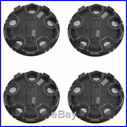 OEM Wheel Hub Center Cap Set of 4 LH RH Front & Rear for Town Car MKZ MKX