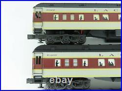 O Gauge 3-Rail K-Line K44381 Lackawanna Heavyweight Passenger 6-Car Set