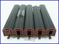 O Gauge 3-Rail Williams 2802 Aluminum PRR Pennsylvania Rail 5-Car Passenger Set