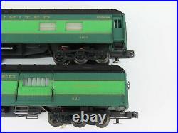 O Gauge K-Line Southern Crescent Limited 3-Rail Heavyweight Passenger 7-Car Set