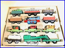 Plarail Thomas and lively cars Freight Cars set Takara Tomy