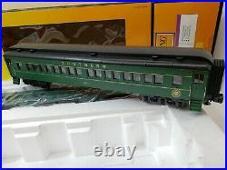 Rail King Mth 4-car 60' Madison Passenger Set Southern Rr O Gauge 30-6934