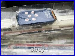 Rapido Trains Ho Scale Amtrak TurboTrain Passenger Set DCC & Snd With Add On Cars