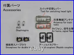 Rokuhan E001-1 Z KIHA 52 Passenger Train Car Starter Set (Full Size) USA Dealer