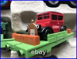 Tomy Thomas & Friends Troublesome Trucks Set Plarail Trackmaster Motorized FS