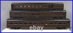 USA Trains G Scale Pennsy Broadway 6-Car Passenger Set EX