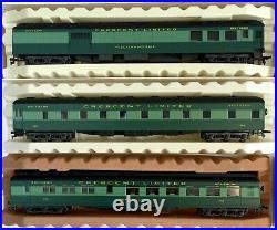 Vintage Rivirossi Ho Southern Crescent Ltd. 4-6-2 Pacific & 7 Car Passenger Set