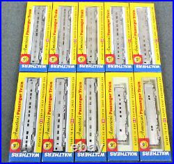 Walthers Super Chief Passenger 10 Car Set Ho Scale