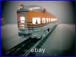 Weaver GOLD EDITION Scale Aluminum 5-Car Passenger Train Set RIO GRANDE C-8 O. B