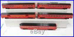 Weaver Southern Pacific Daylight 21 5- Car Passenger Set LN/Box