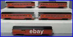 Williams 2612 Southern Pacific Daylight Aluminum 5-Car Passenger Set EX/Box