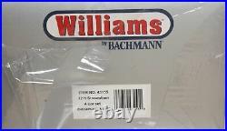 Williams 43155 C&O 72 Ft. Streamline Passenger Cars (Set of 4)