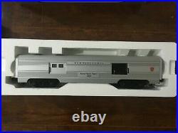 Williams Ll630 Pennsylvania 60' Luxury Liners 5 Car Passenger Set O Gauge In Box
