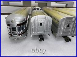 Williams No. 2601 Pennsylvania PRR 5-Car 15 Aluminum Passenger set Used O Gauge