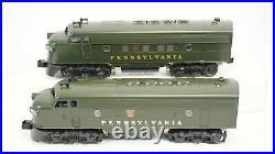 Williams O Pennsylvania F7 AA Diesel Engine 6 Car National Limited Passenger Set