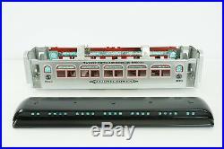 Williams Standard TCA 25th Anniversary 408 Locomotive & 3 Passenger Car Set Kits