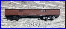 Z Scale Marklin Mini-Club -#87847 Pennsylvania Set of (4) Passenger Car Trains
